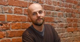 Иван Вырыпаев. Автор фото - Никита Симонов.